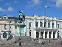 Gustaf Adolf's square